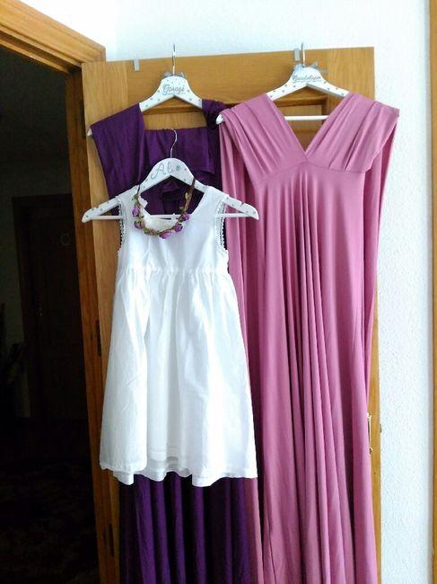 Vestidos damas y damitas antes de la boda foro for Perchas blancas ikea