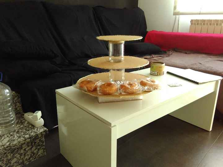 TORRE DONUTS CANDY BAR
