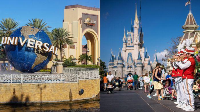 Luna de miel Disney World (orlando) 1