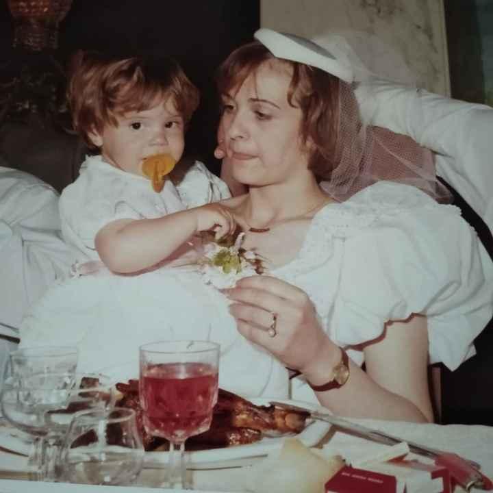 Madre, abuelas, tías de  novias - 1