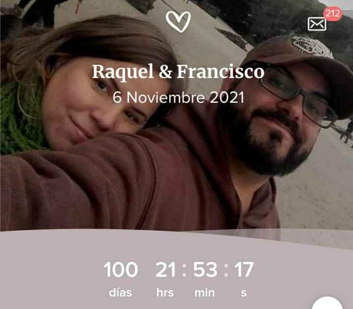 Nos quedan 100 días 😱😱😱😱😱 - 1