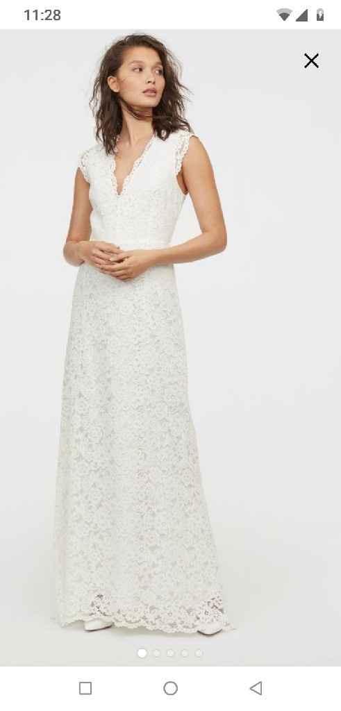 Vestido de novia (boda civil) - 5
