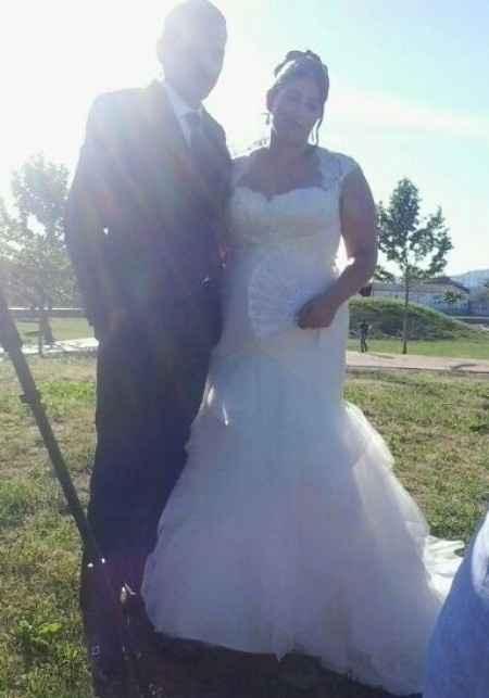 Nuestros vestidos de la sposa - 1