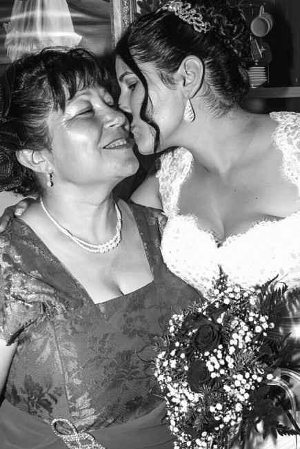 La madre y la novia: cuál es tu foto preferida? :) - 1