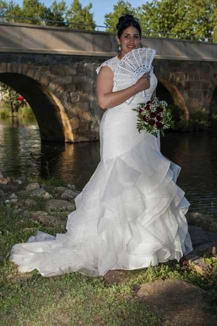 Vestido todas las novia 2014 - 1