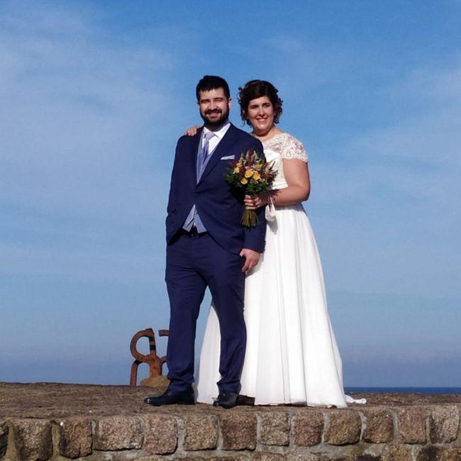 Ya somos marido y mujer!! - 2