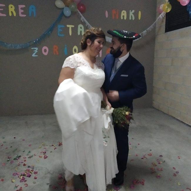Ya somos marido y mujer!! - 3