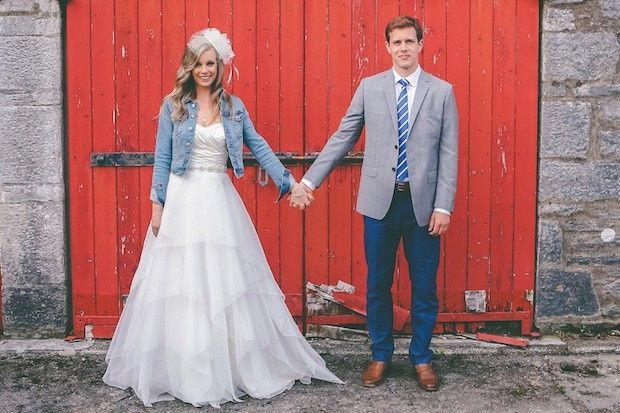 sÍ o no? ¡novia con cazadora tejana! - moda nupcial - foro bodas