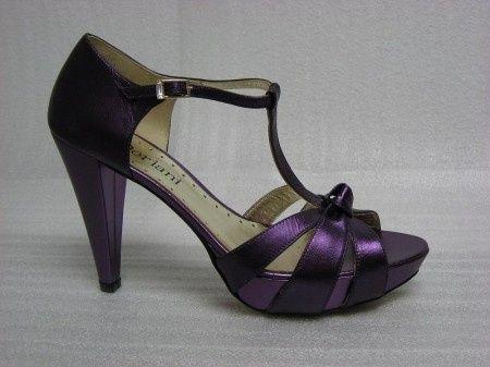 zapatos morados para todas!!! - moda nupcial - foro bodas