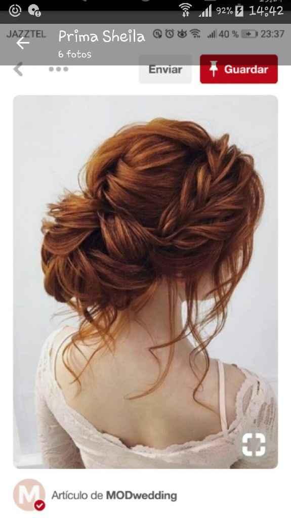 Novias con el pelo rizado!! - 1