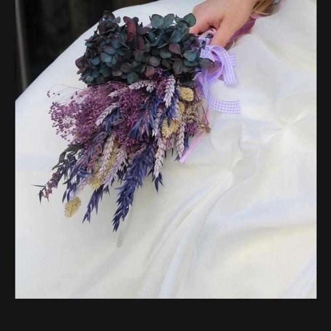 Ramo de flores preservadas! 2