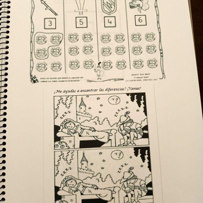 Mis libros de actividades personalizados 3