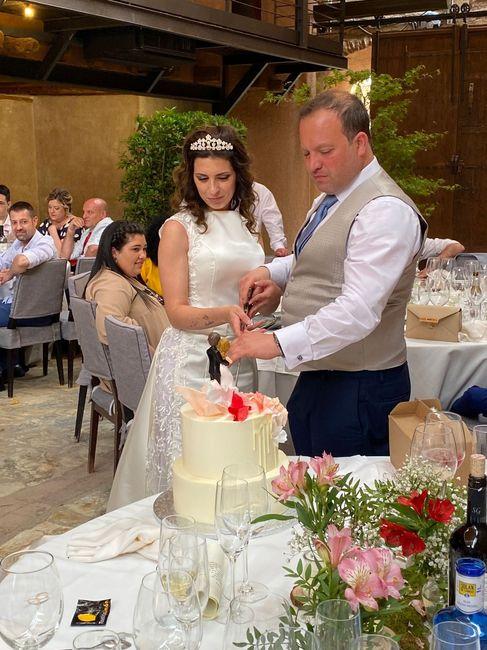 Por fin marido y mujer ❤️ 4