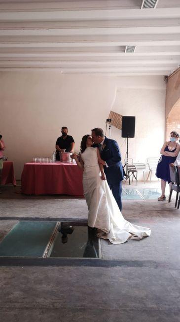 Por fin marido y mujer ❤️ 6