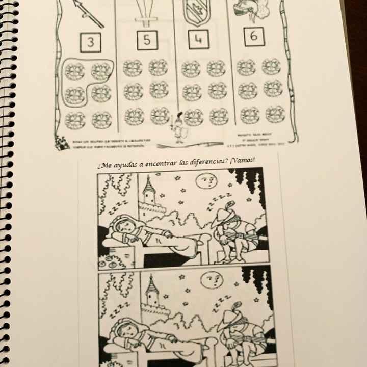 Mis libros de actividades personalizados - 3