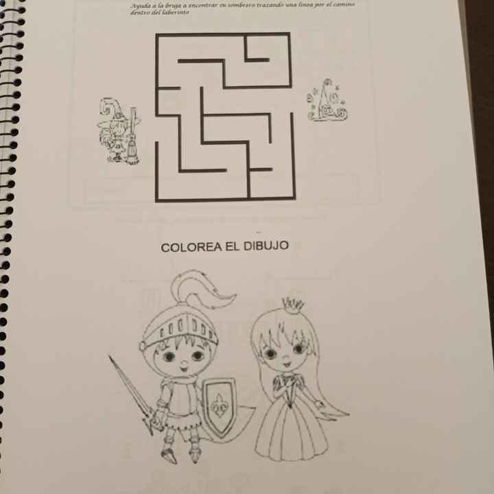 Mis libros de actividades personalizados - 4
