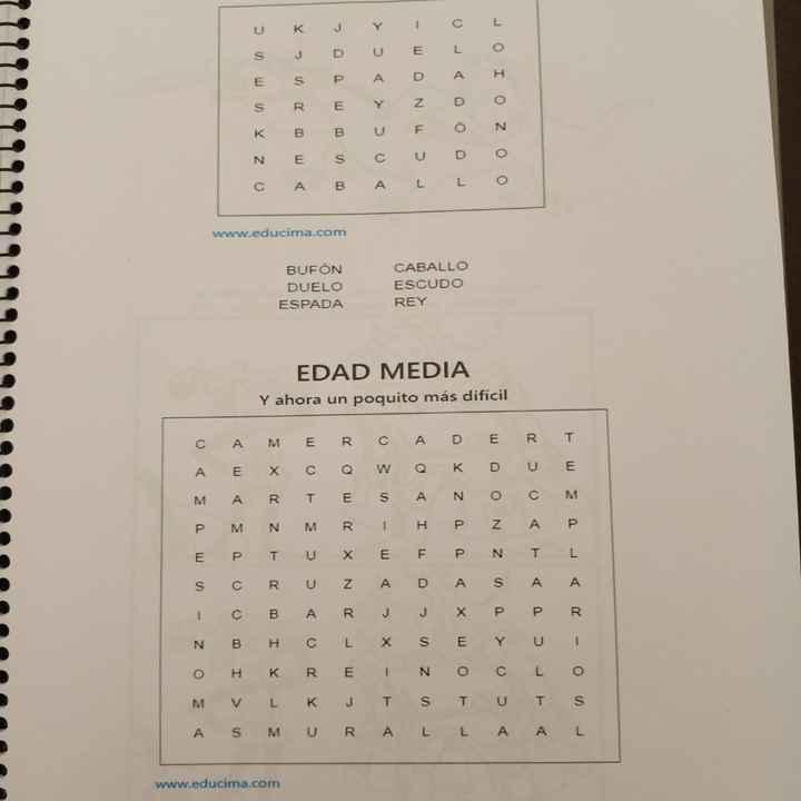 Mis libros de actividades personalizados - 7