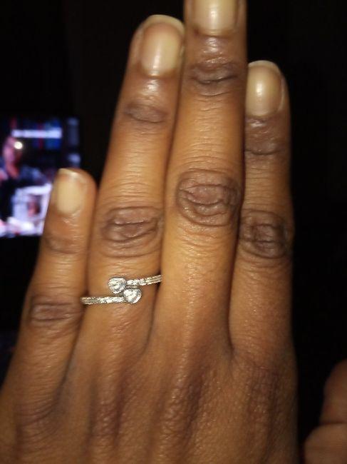 Pongamos foto de nuestros anillos de compromiso 16