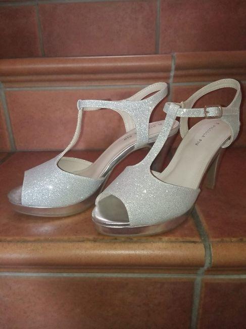 Ya tengo mis zapatooooossss!!!! - 2