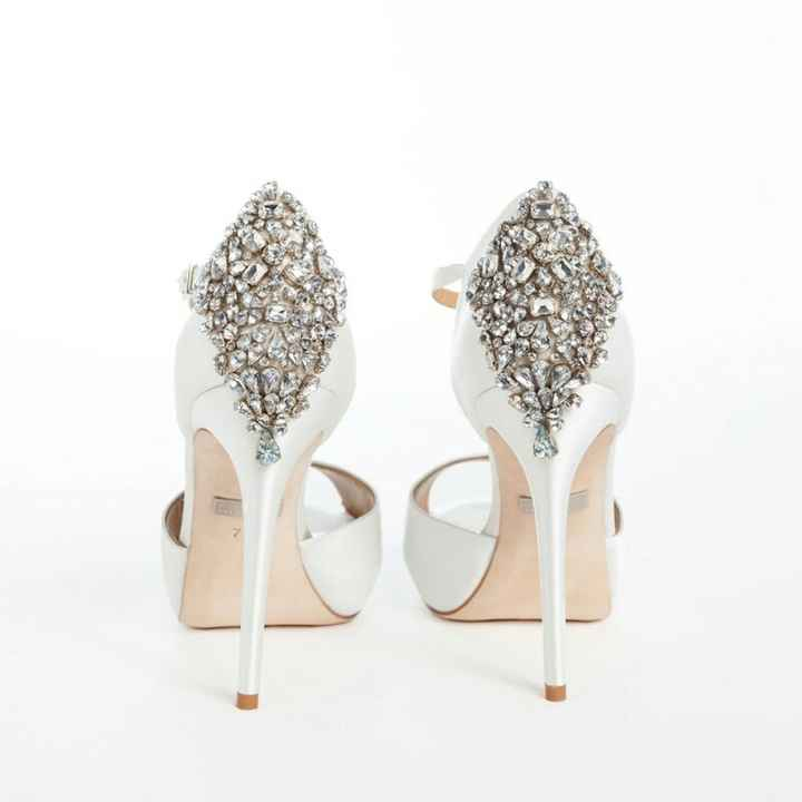 Zapatos badgley mischka - 1