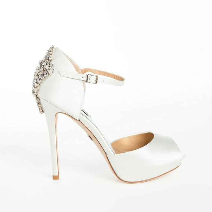 Zapatos badgley mischka - 2