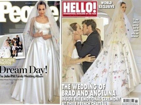 Brangelina's Wedding!