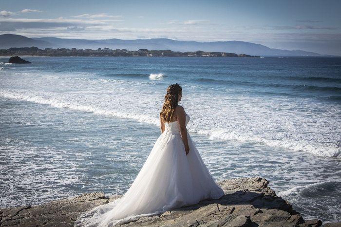 Vestidos boda marzo 2021. 1