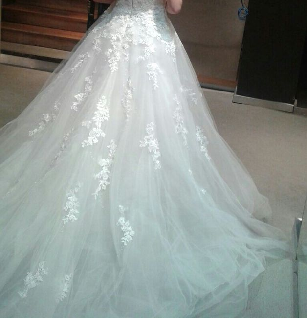 Mi vestido de novia en Aliexpress!! - 1
