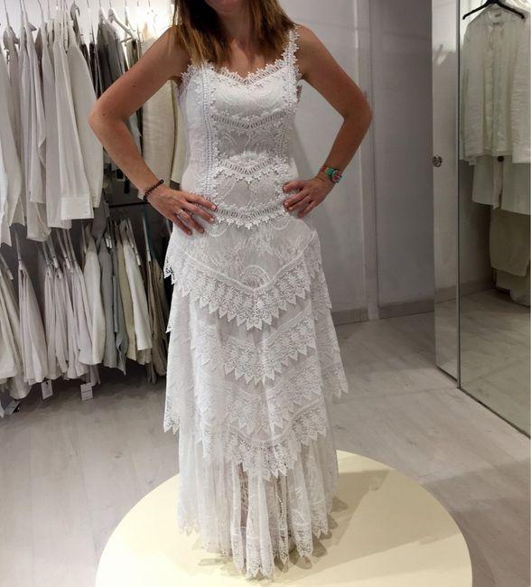 mi vestido - organizar una boda - foro bodas