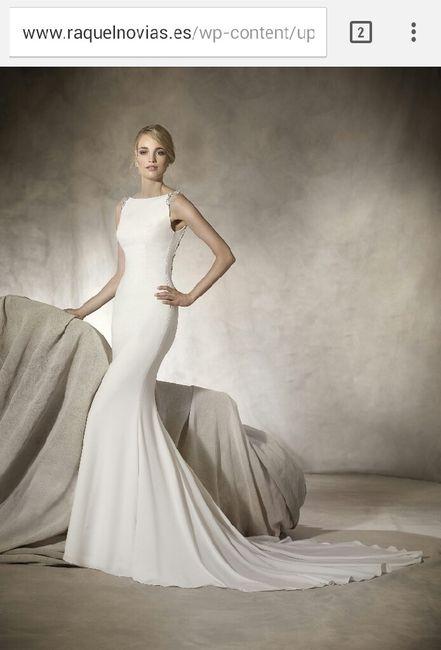 precio manu garcía costura - moda nupcial - foro bodas