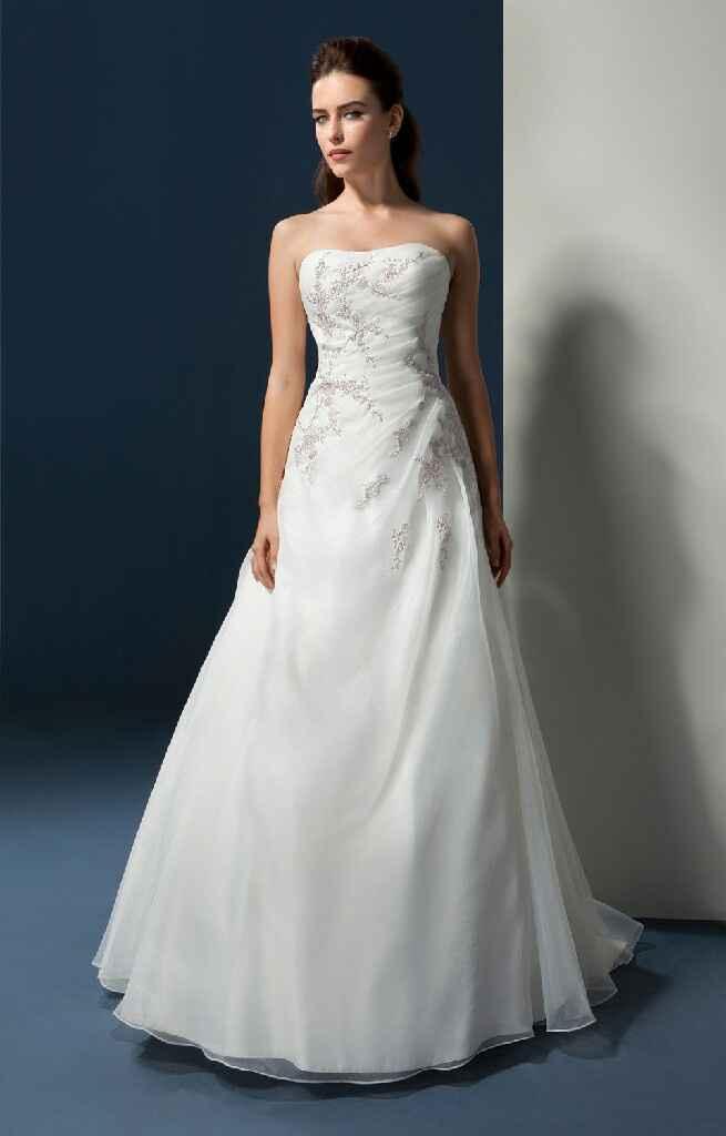 Vestidos de novia baratos en bcn - 1