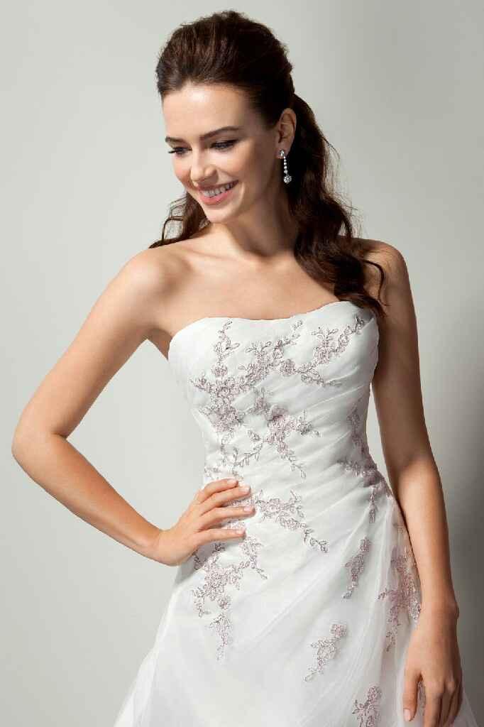 Vestidos de novia baratos en bcn - 2