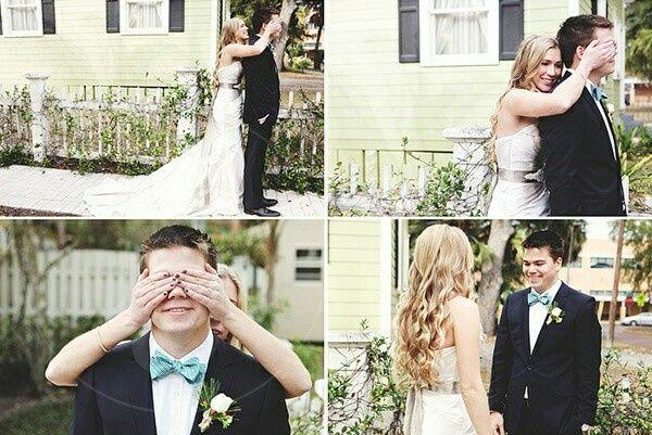 First look, ¿lo harás en tu boda? 1