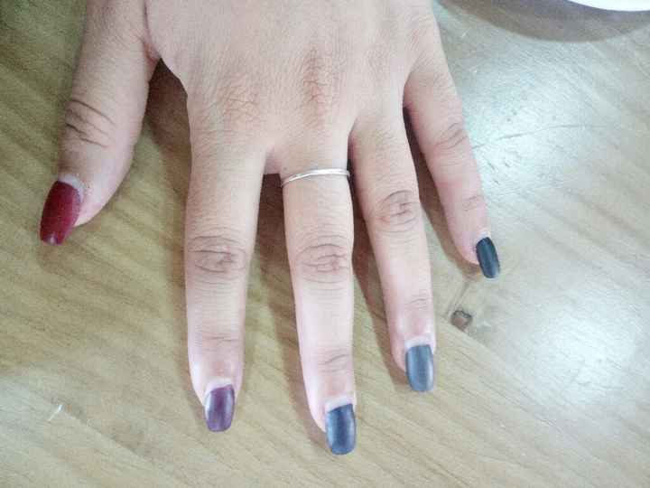 Tipos de uñas jajaaja - 2