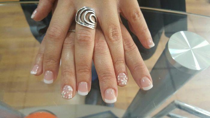 Mis uñas - 1