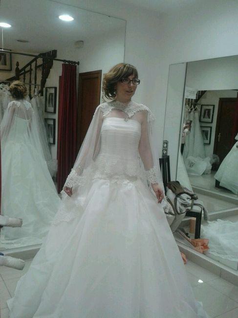 17 vestidos de novia con capa - moda nupcial - foro bodas