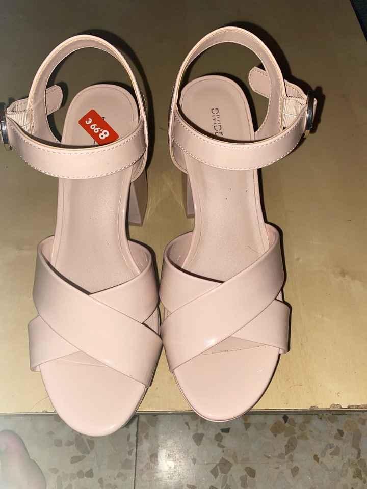 Zapatos de novia ❤️😍 - 2