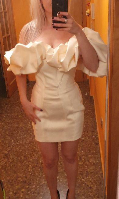 Vestido novia -500€ 6