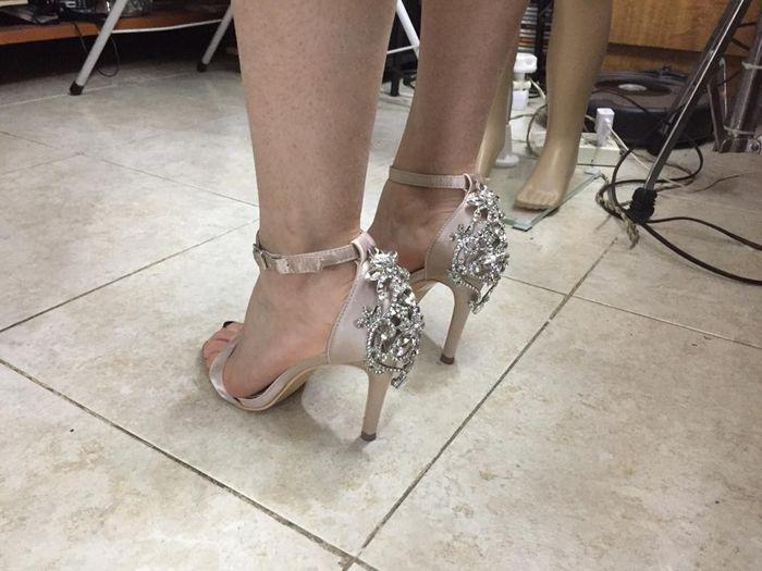 ¿Cuánto os han costado los zapatos de la boda? 5