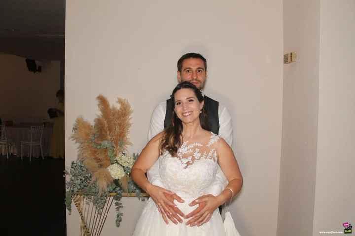 Embarazada (2 meses antes de la boda) - 1