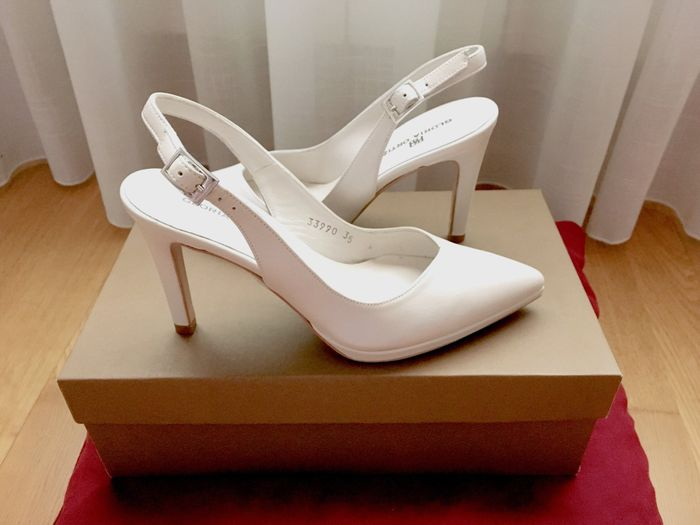 mis zapatos de novia de gloria ortiz - moda nupcial - foro bodas