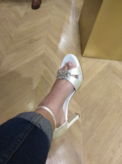 Habemus zapatos!!! 1