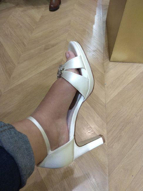 Habemus zapatos!!! - 2