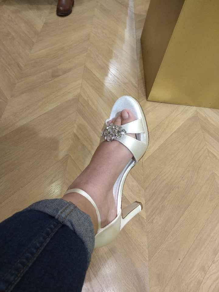 Habemus zapatos!!! - 1
