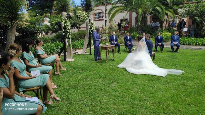 Felizmente casados!!!! 1