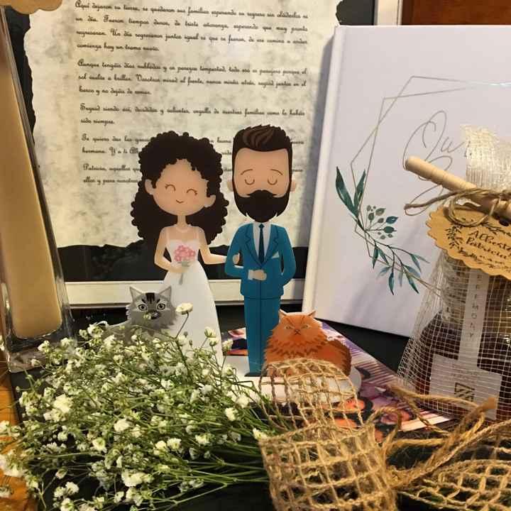 Experiencia y cómo sobrevivimos a una boda covid - 1
