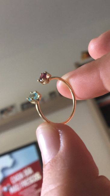 Orgullosa de tu anillo de pedida??? - 1