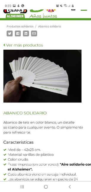 Pulseras Solidarias Alzheimer 1