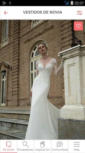 vestido - página 3 - antes de la boda - foro bodas