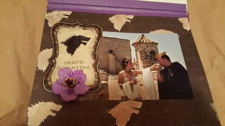 Album preboda Castillo de Olvera